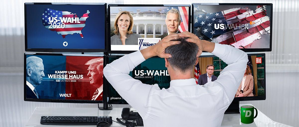Live Ticker Us Wahlen