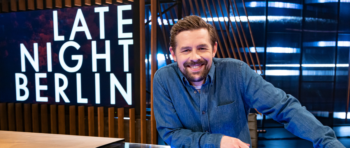 """Late Night Berlin"" fällt nach Rekord in den roten Bereich - DWDL.de"