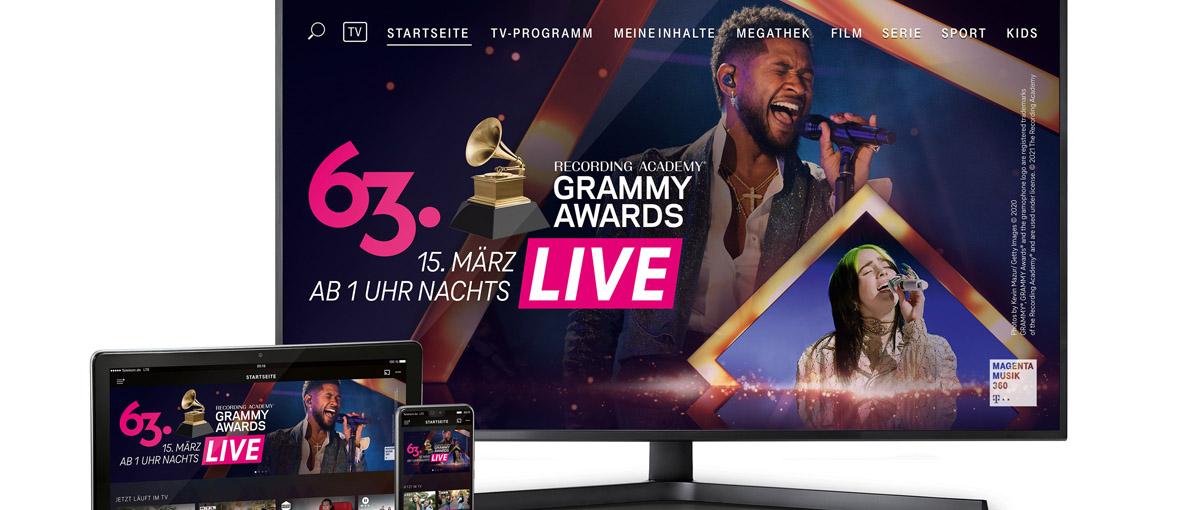 Grammy 2021 übertragung