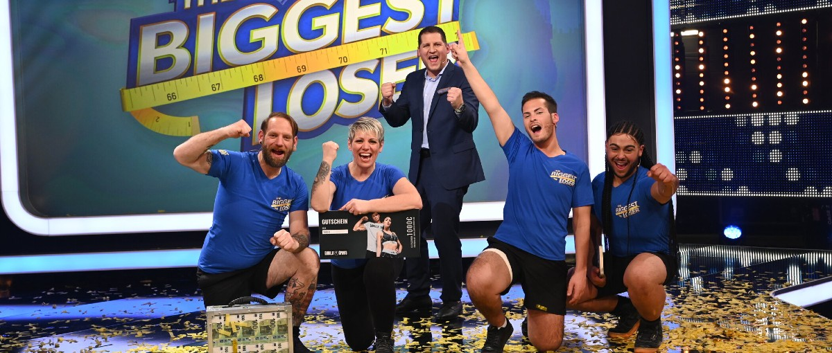 The Biggest Loser Finale 2021