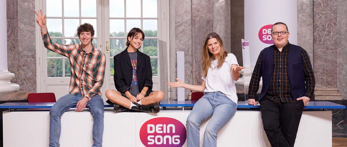 """Juli-Frontfrau Eva Briegel geht in die """"Dein Song""""-Jury - DWDL.de"""