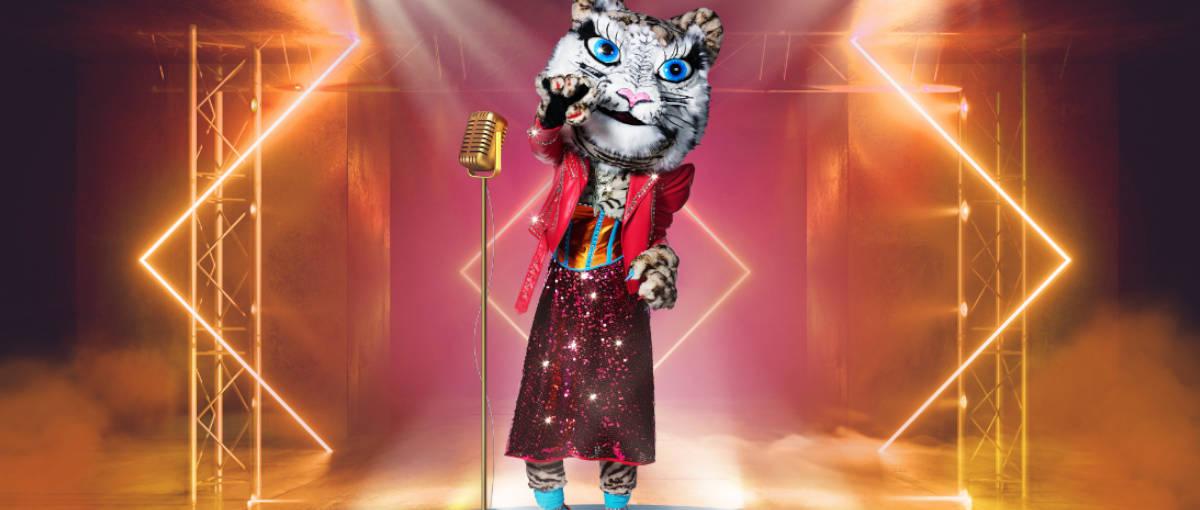 """""""The Masked Singer"""": Tiger tritt exklusiv im Netz auf - DWDL.de"""