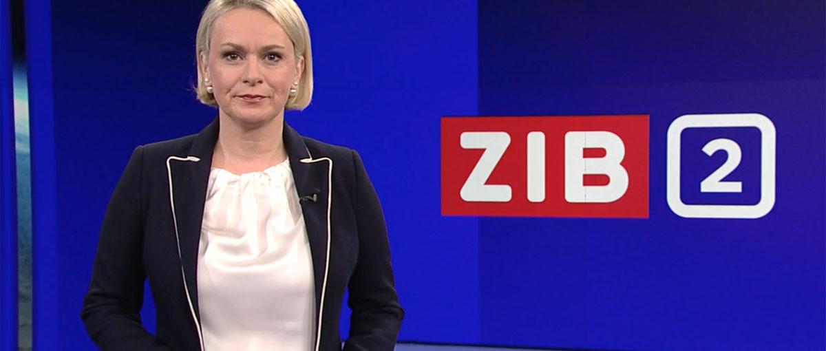 """""""ZIB 2"""" in der Österreich-Krise: Eine ganz untadelige Sendung - DWDL.de"""