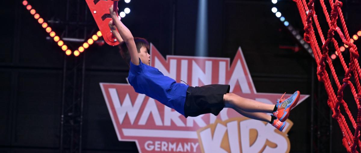 """Neuer Sendeplatz für """"Ninja Warrior Germany Kids"""" - DWDL.de"""