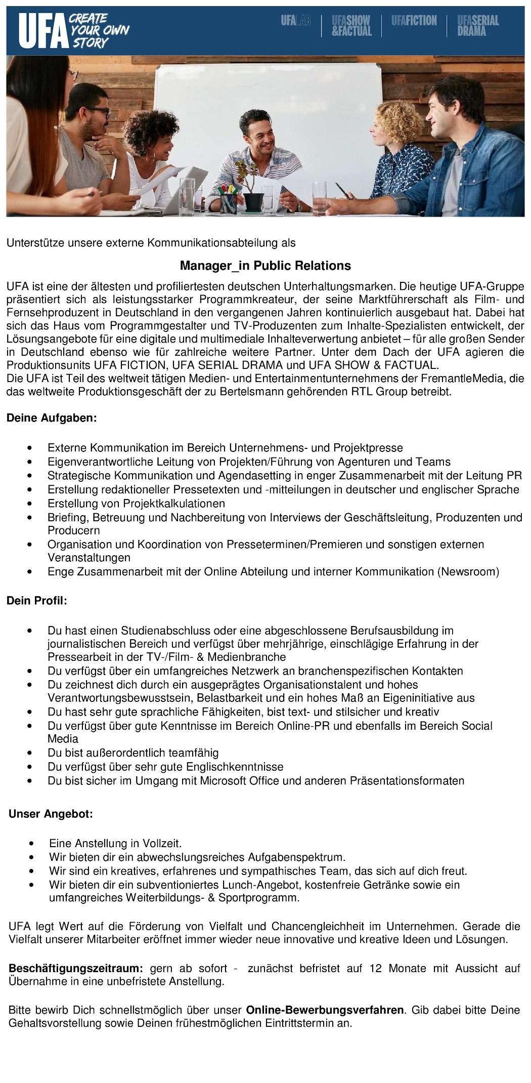 Tolle Nimmt Anschreiben Networking Und Interviews Wieder Auf ...